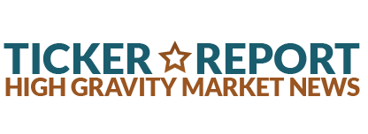 Ticker Report logo